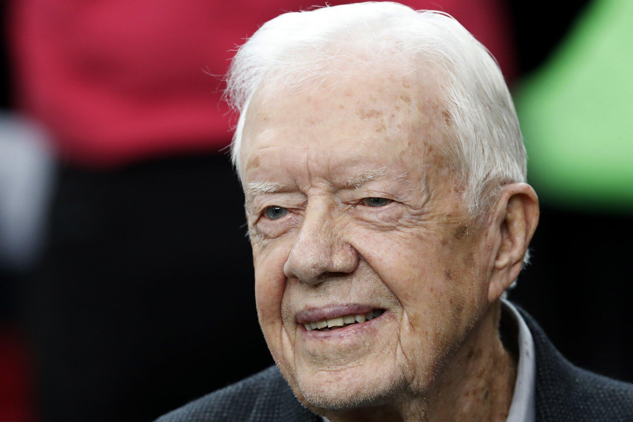 Bild zu Jimmy Carter
