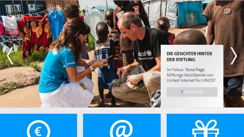United Internet for UNICEF