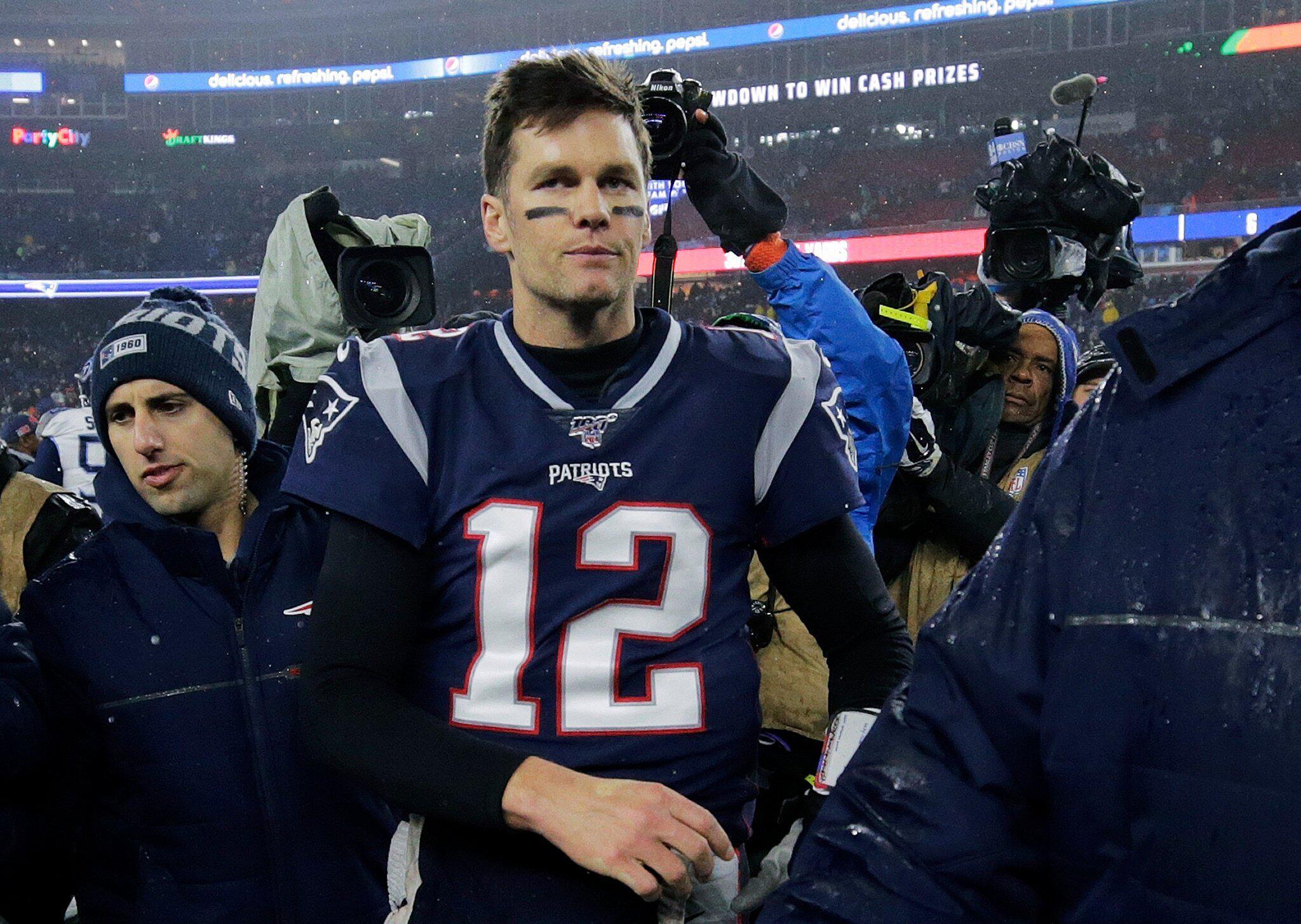 Bild zu New England Patriots - Tennessee Titans