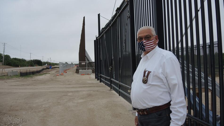 «Ein Schandfleck»: Trumps Mauer unter Biden