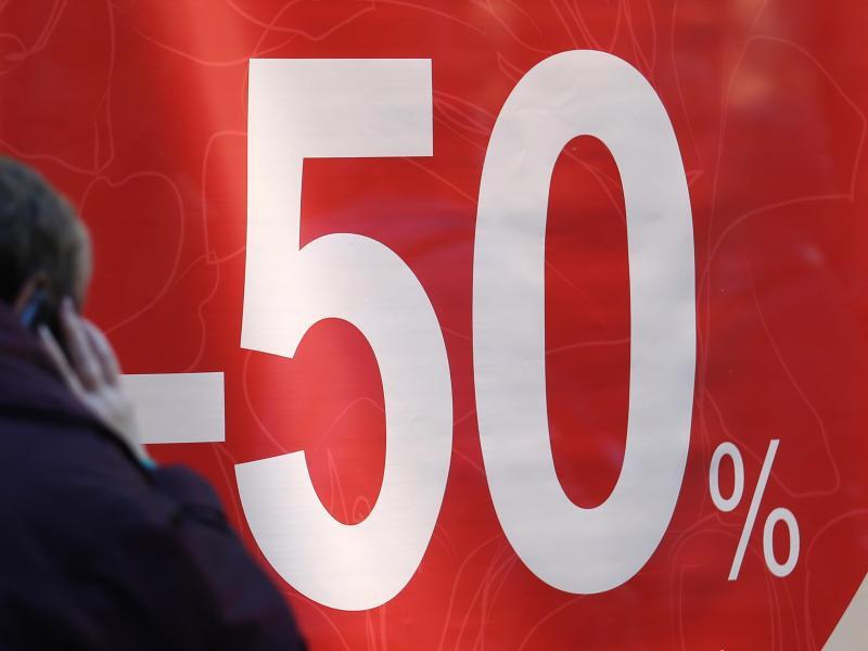 Bild zu Preisnachlass beim Einkauf