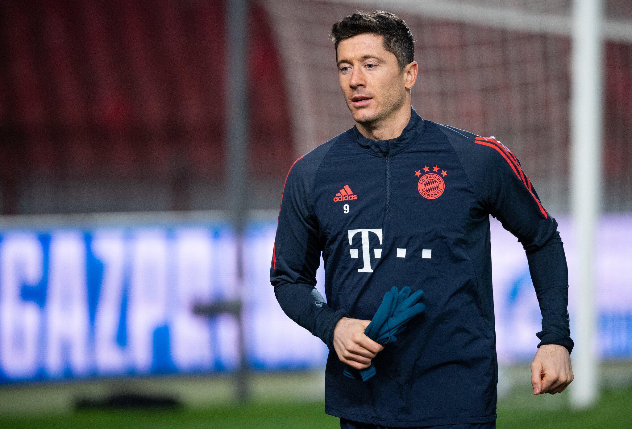 Bild zu «Bild»: FC Bayern ohne Lewandowski ins Trainingslager
