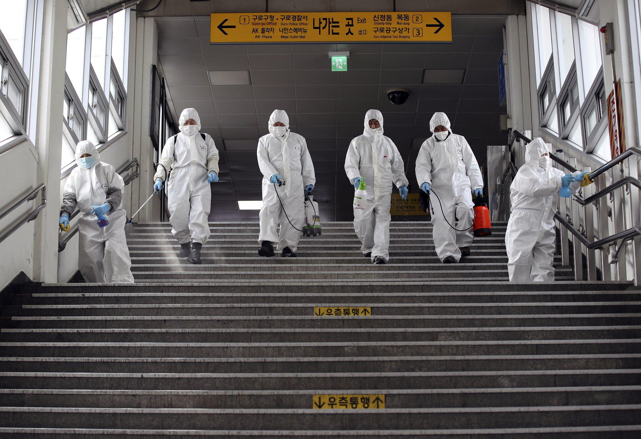 Bild zu Coronavirus - Südkorea