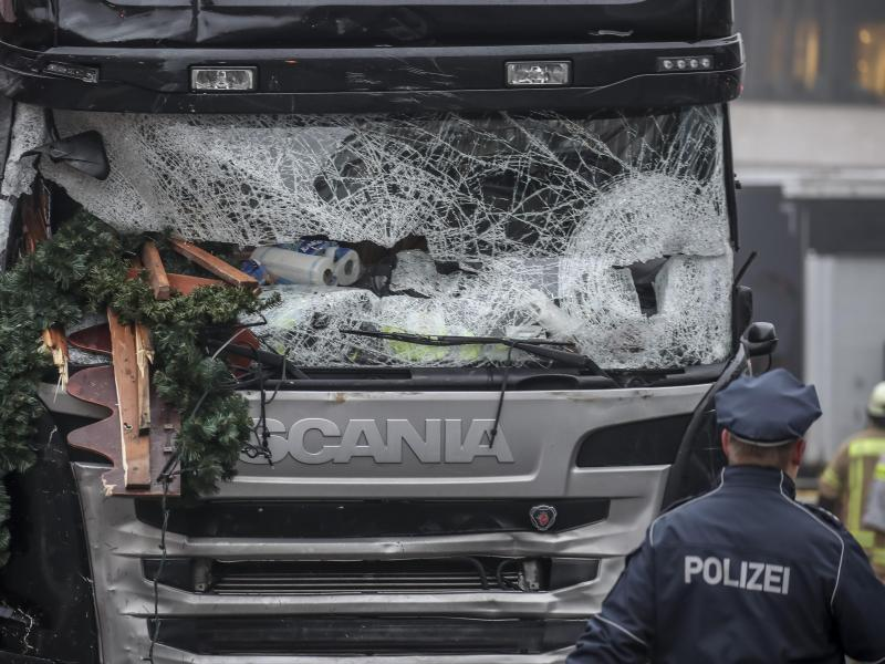 Bild zu Terrorattacke