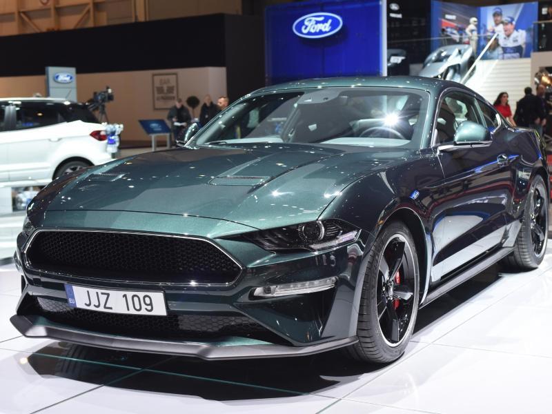 Bild zu Mustang Bullitt von Ford