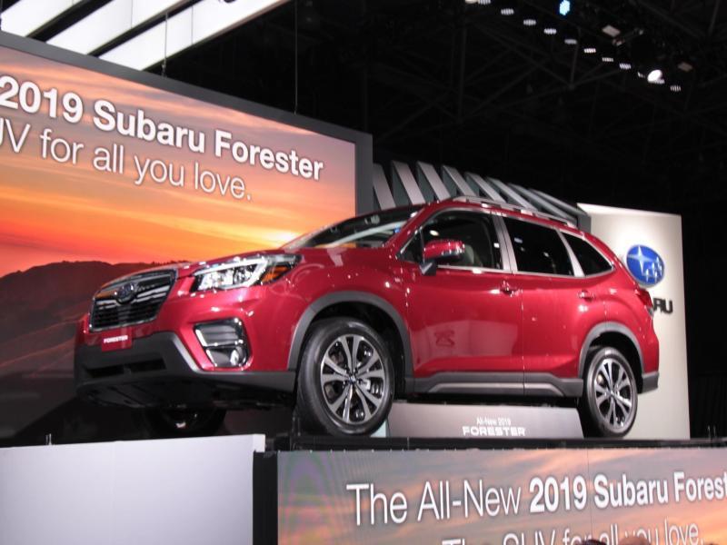 Bild zu Subaru Forrester