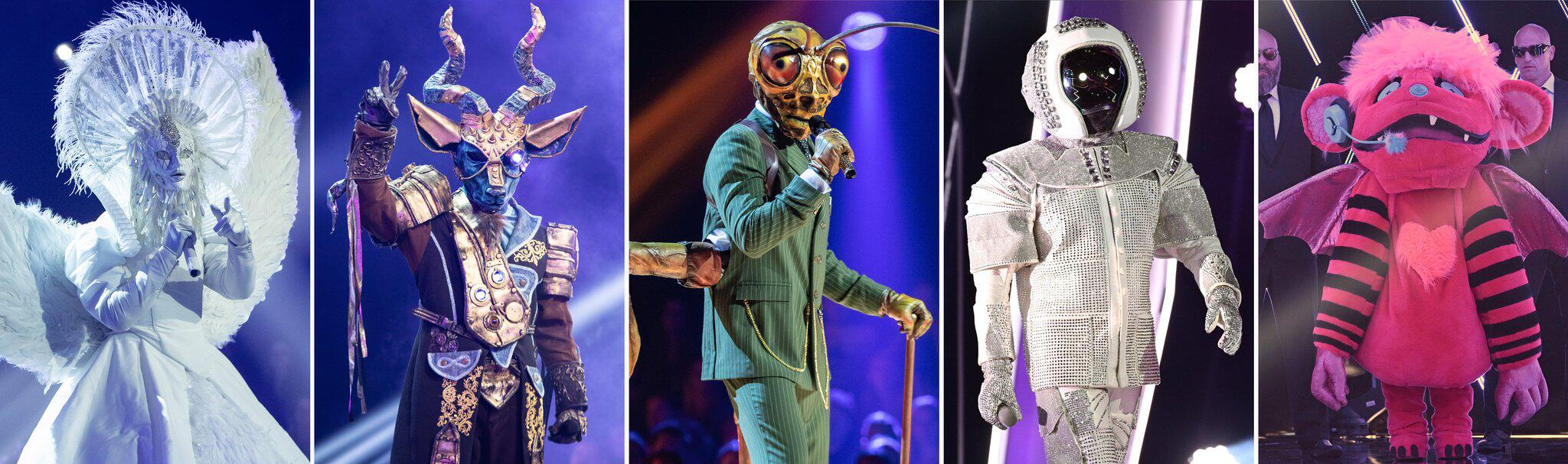 """Bild zu ProSieben-Show """"The Masked Singer"""""""