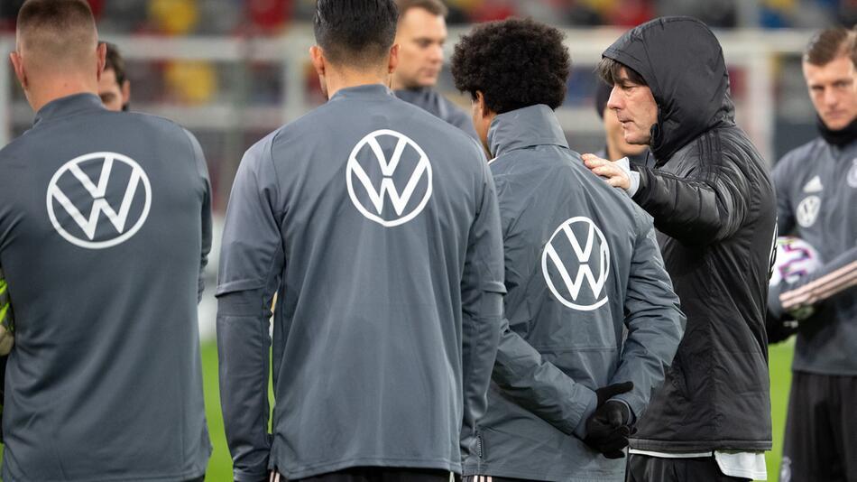 Nationalmannschaft - Training