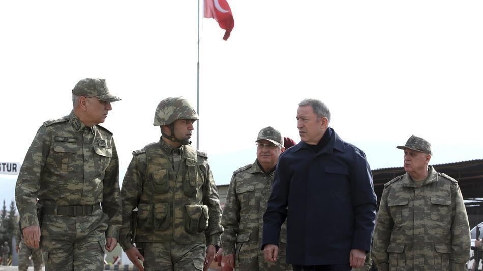 Türkei startet Vergeltungsangriff in Syrien