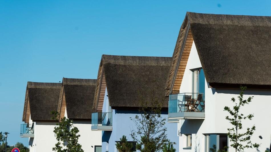 Ferienhäuser an Nord- und Ostsee zu 90 Prozent ausgelastet