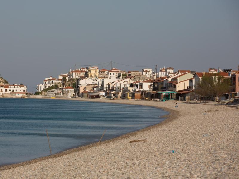 Bild zu Strand auf der Insel Samos