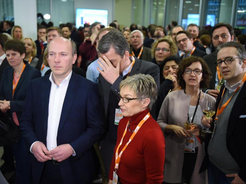 Bild zu Reaktionen bei der CDU