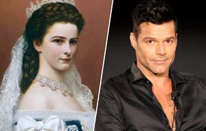 Kaiserin Sisi, Ricky Martin
