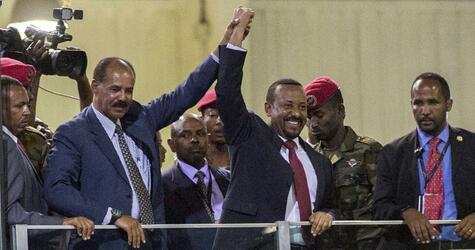 Historischer Besuch von Eritreas Präsident in Äthiopien
