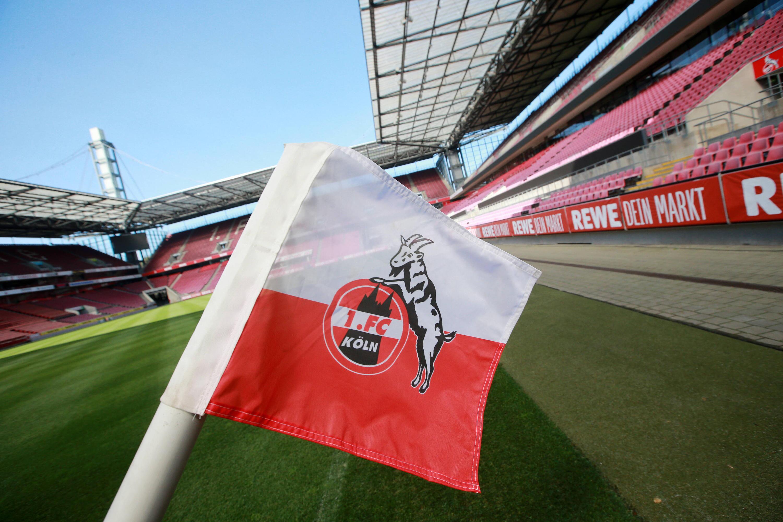 Bild zu 1. FC Köln, Eckfahne
