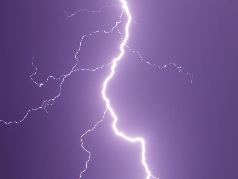 Bild zu Unwetterschäden melden
