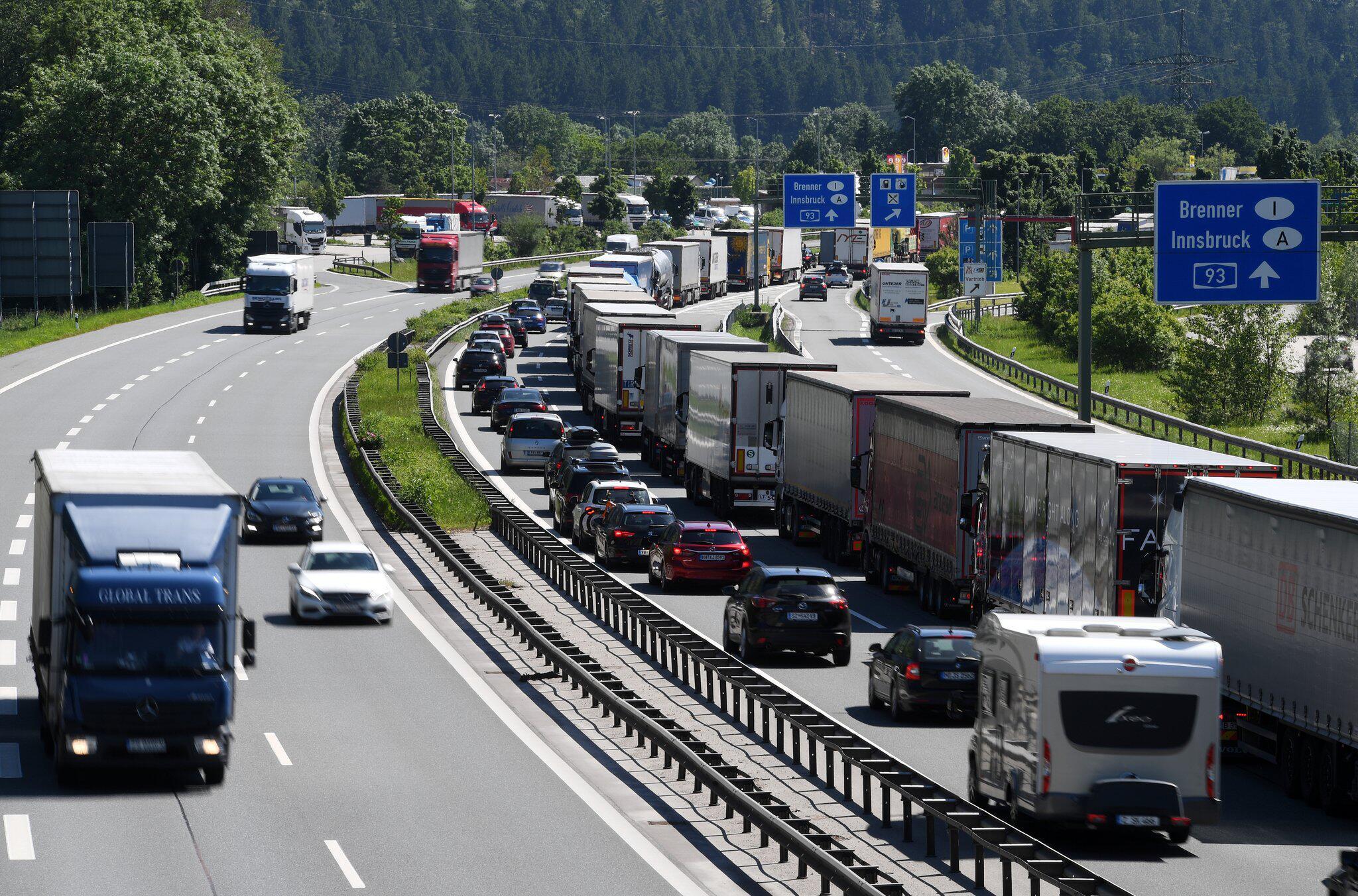 Bild zu EU missbilligt Tiroler Blockabfertigung als «unverhältnismäßig»