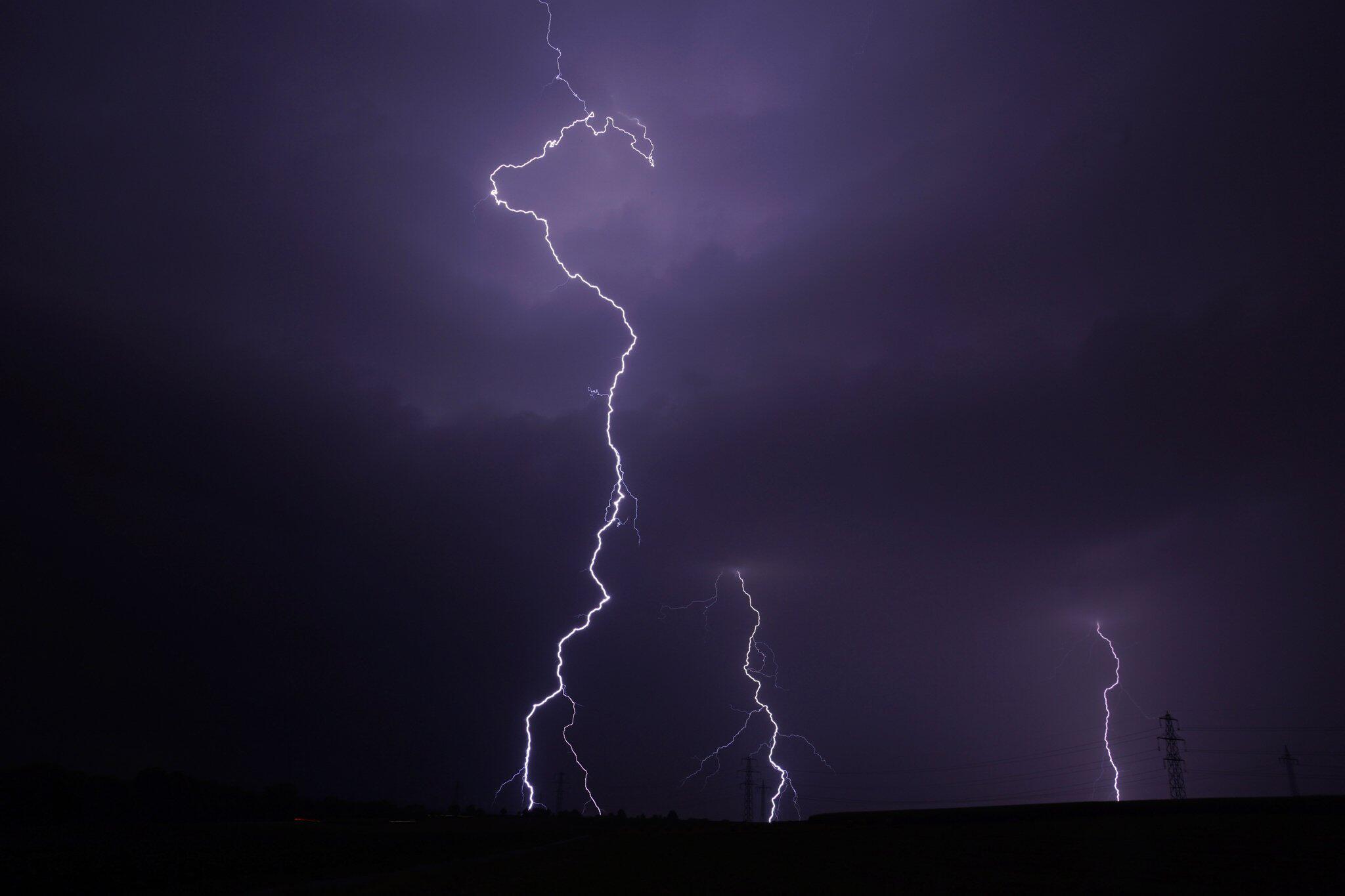 Bild zu Unwetter in Süddeutschland