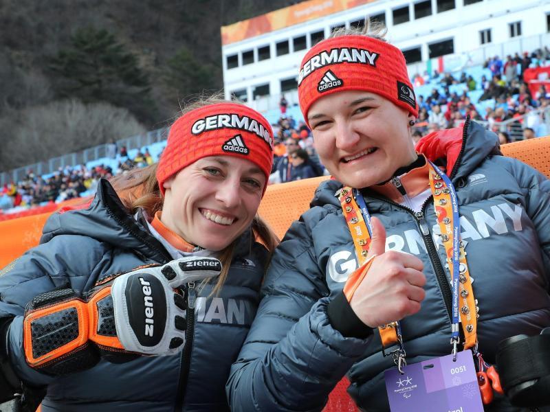 Bild zu Medaillengewinnerinnen