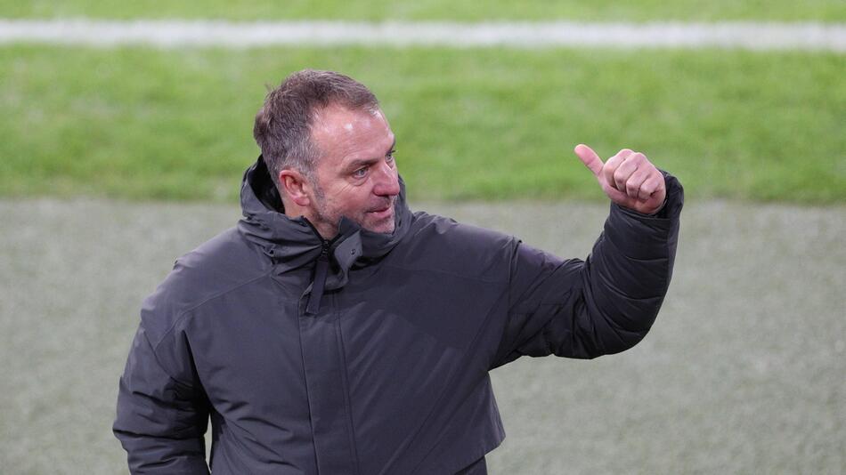 Hansi Flick, Trainer des FC Bayern und seine Gier nach Titeln