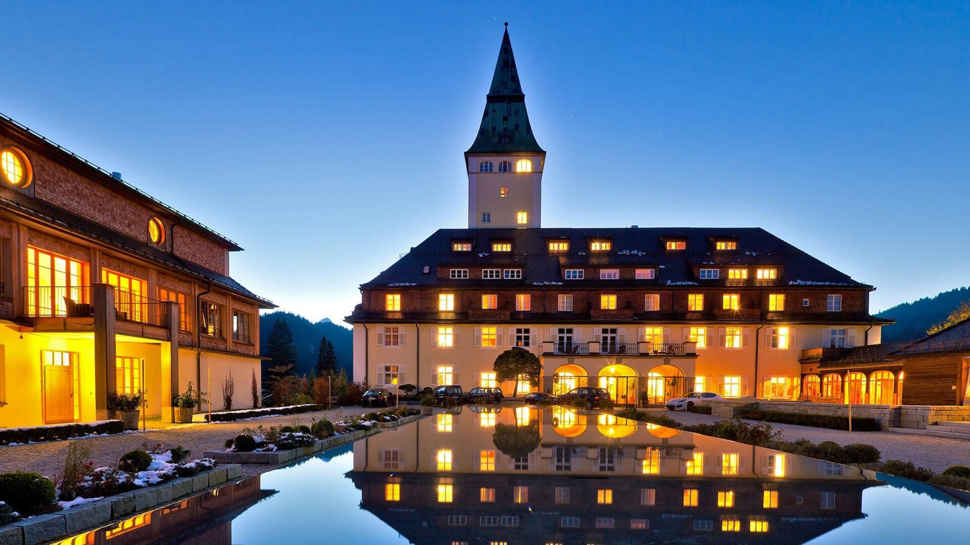 Bild zu Schloss Elmau - Luxury Spa & Cultural Hideaway