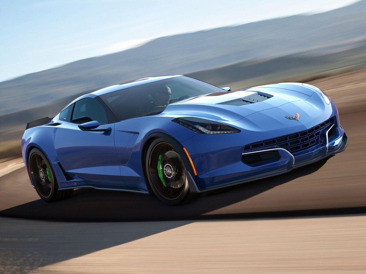 Bild zu Genovation Corvette EV