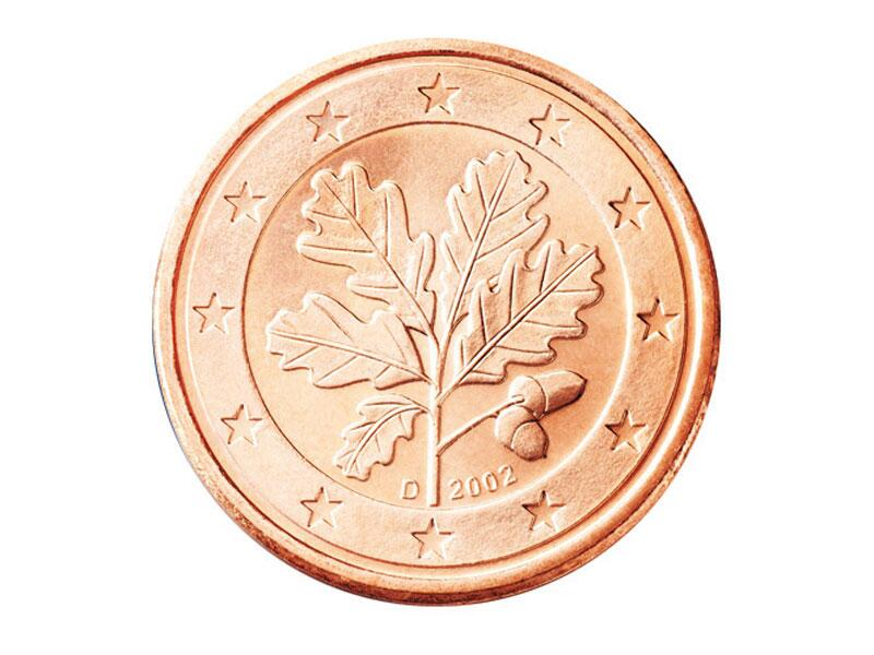 Bild zu 1-Cent-Münze aus Deutschland