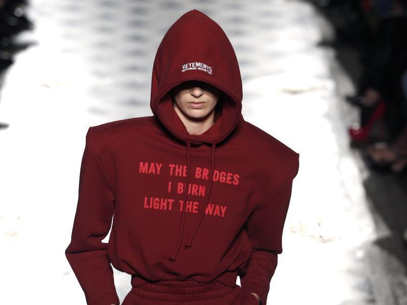 Bild zu Paris Fashion Week- Vetements