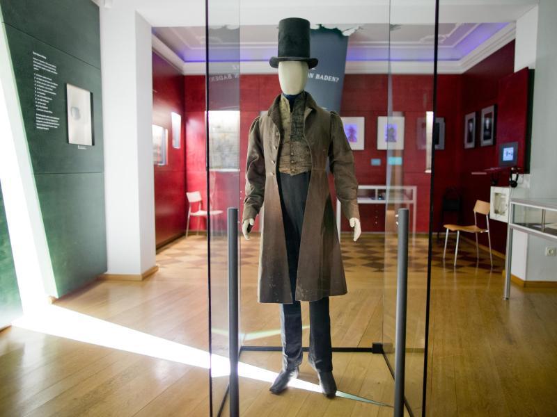 Bild zu Kaspar Hauser – Sonderausstellung