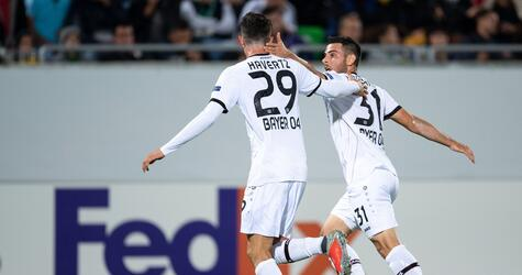 Ludogorez Rasgrad - Bayer Leverkusen