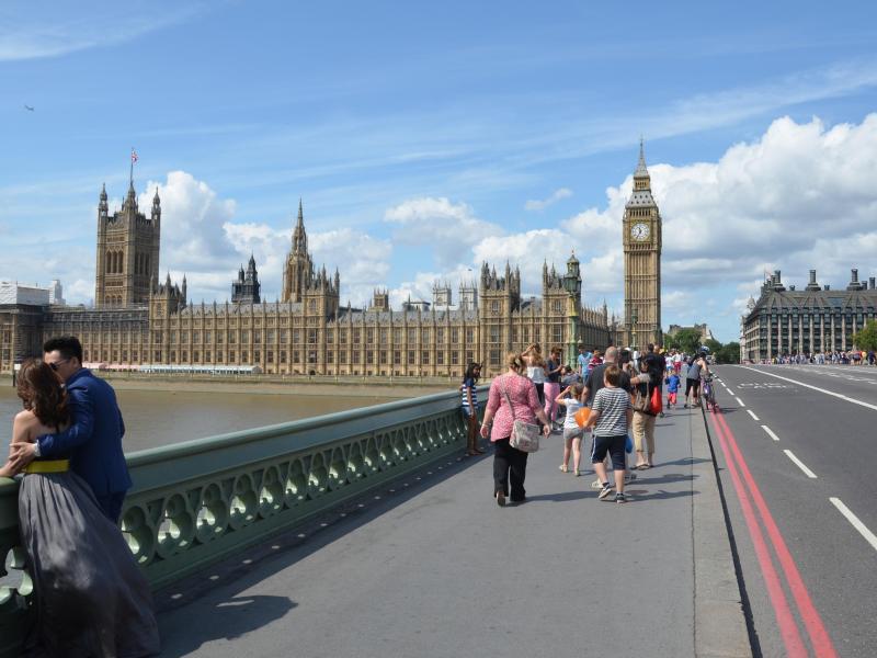 Bild zu Westminster Bridge