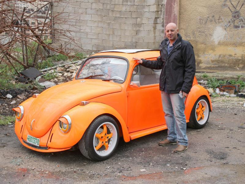Bild zu Warum der Käfer im Westjordanland so beliebt ist