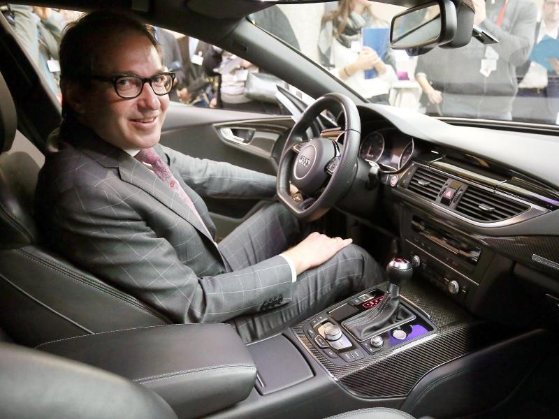 Bild zu Bundesverkehrsminister Alexander Dobrindt