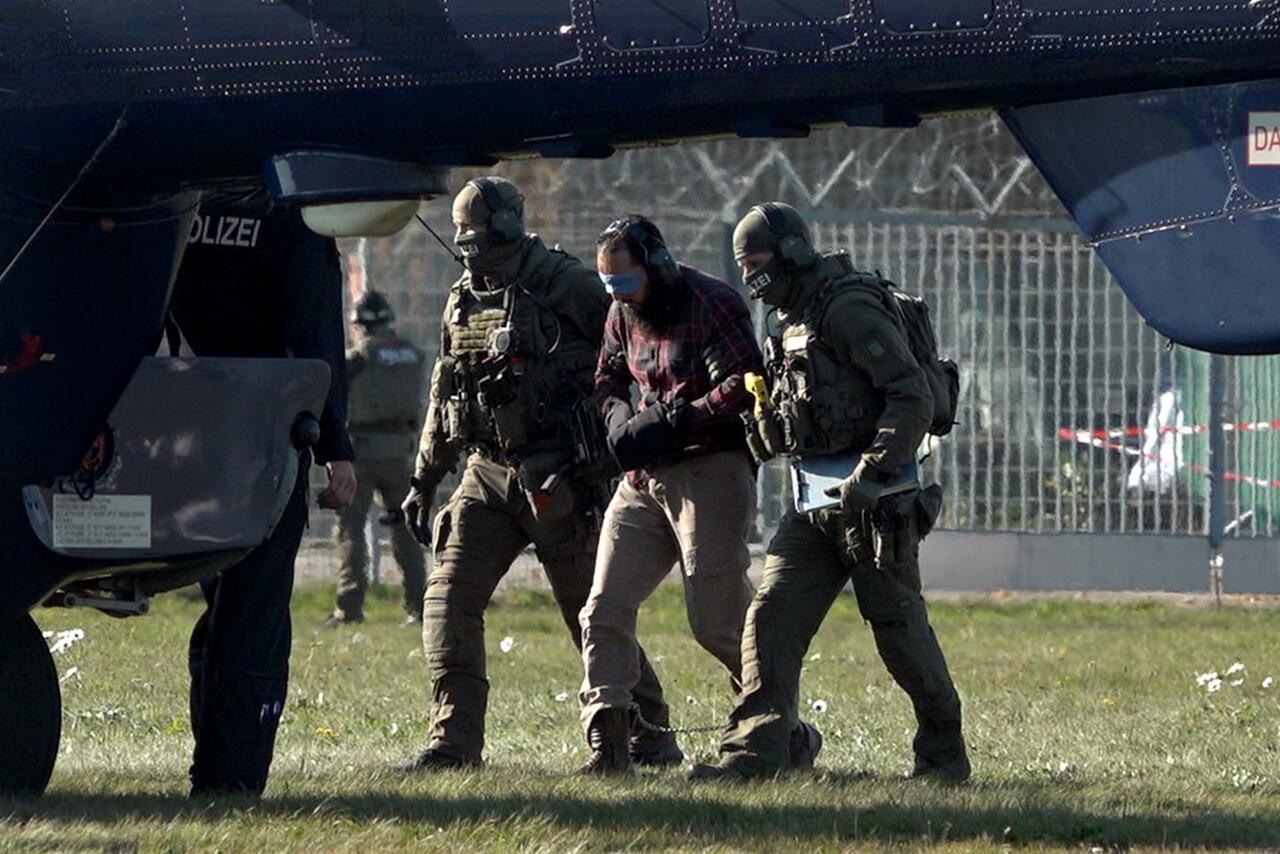 Bild zu Abschiebung von Terror-Helfer Mounir El Motassadeq