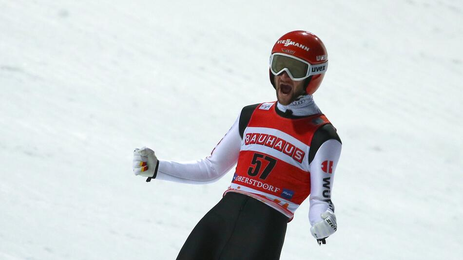 Weltcup Skispringen Oberstdorf