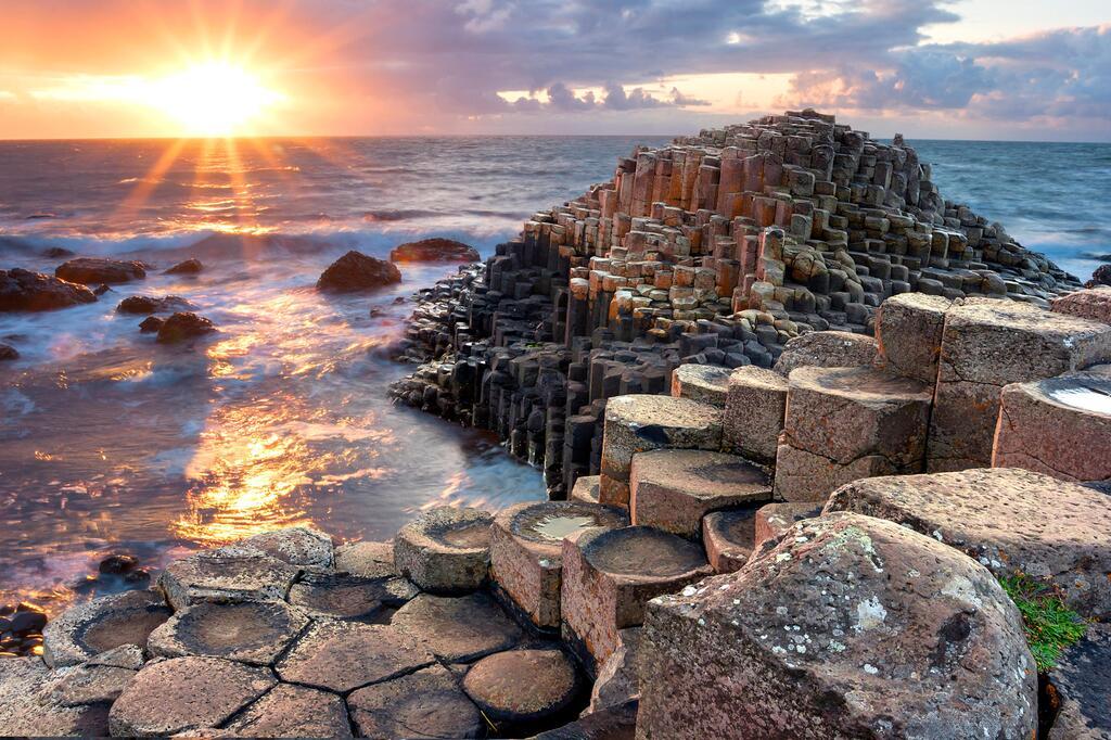 Giant's Causeway, Irland