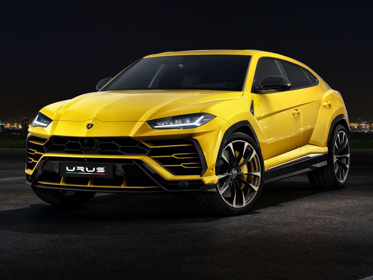 Bild zu Lamborghini Urus