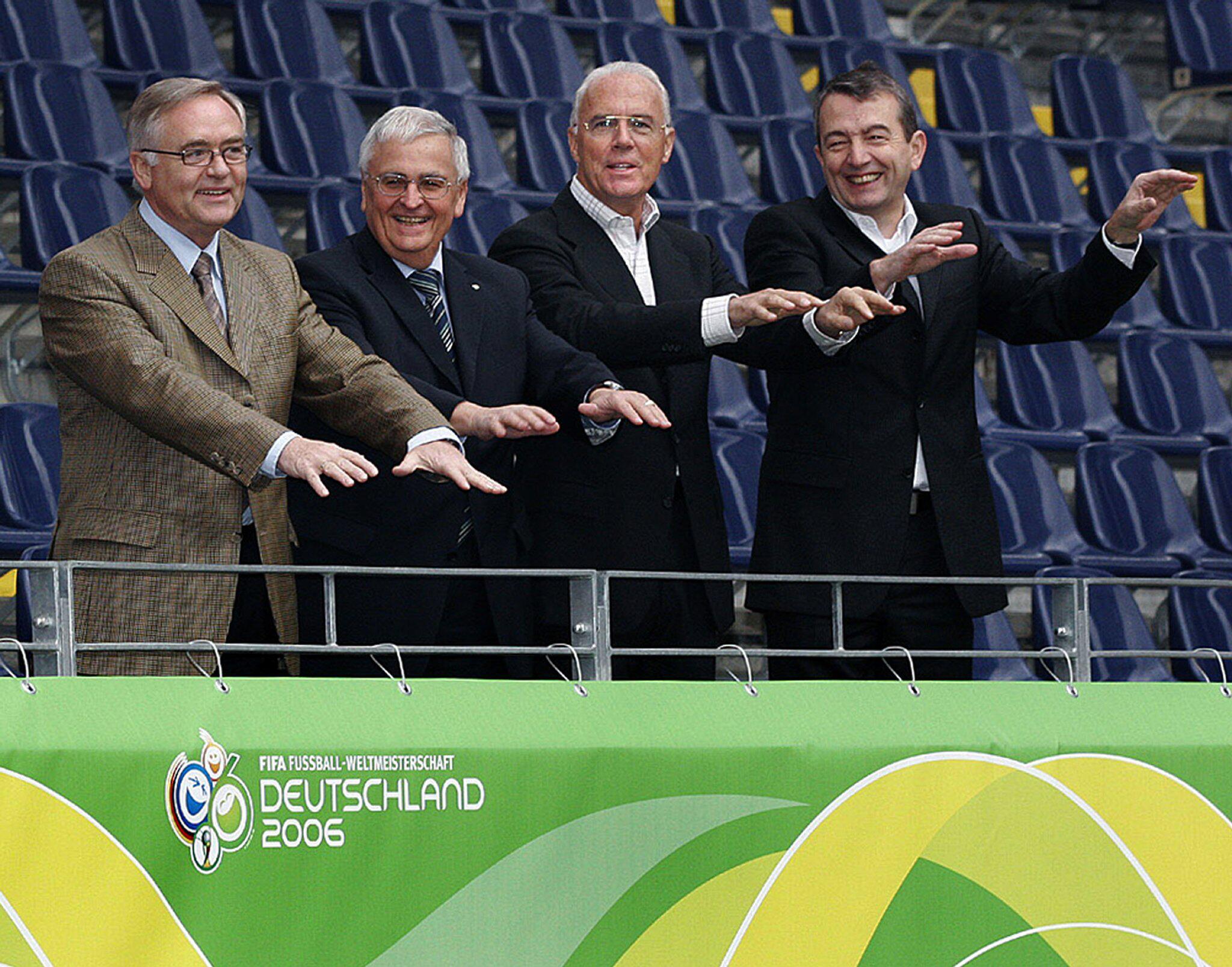 Bild zu Organisationskomitee Fußball-WM 2006