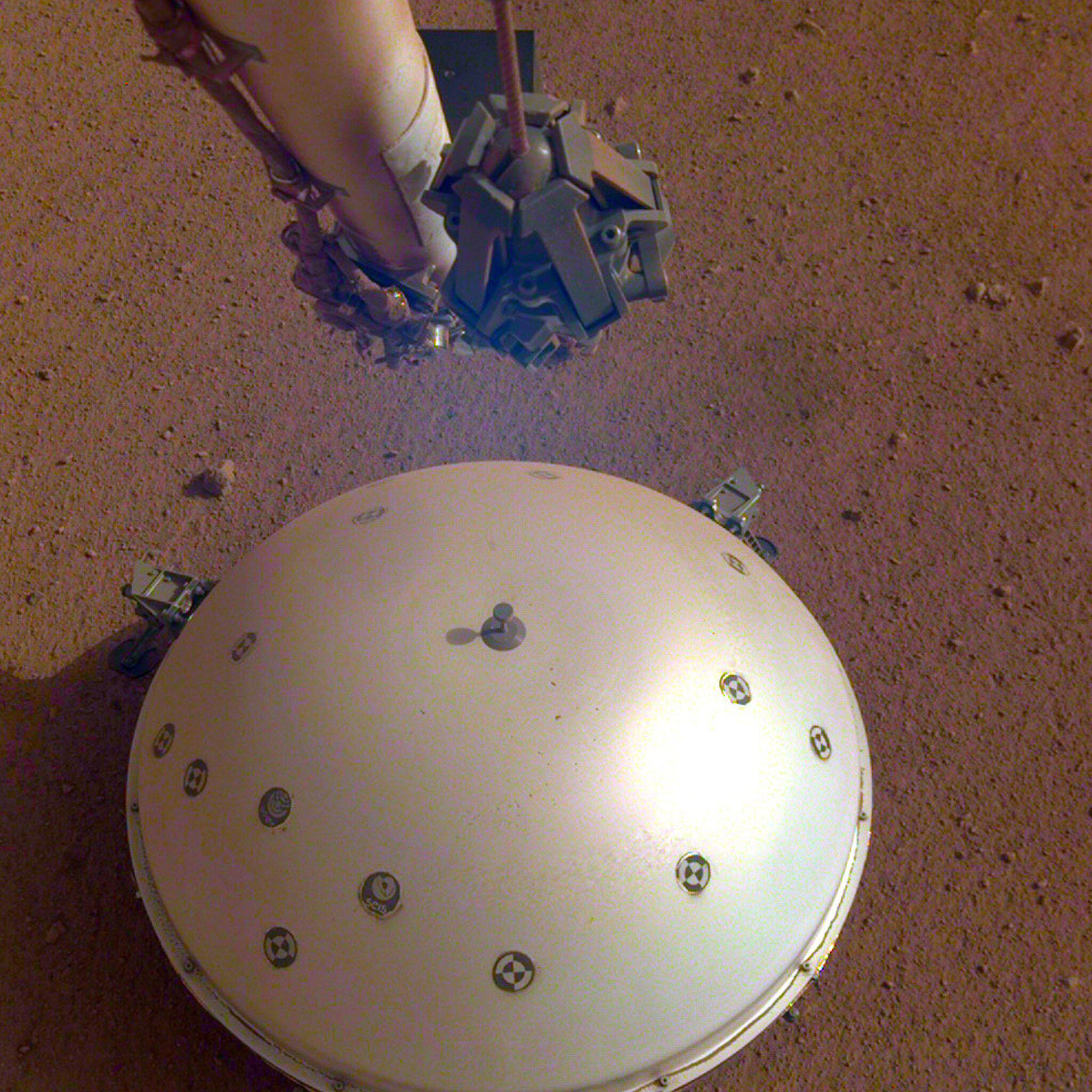 Bild zu Nasa-Sonde «InSight»