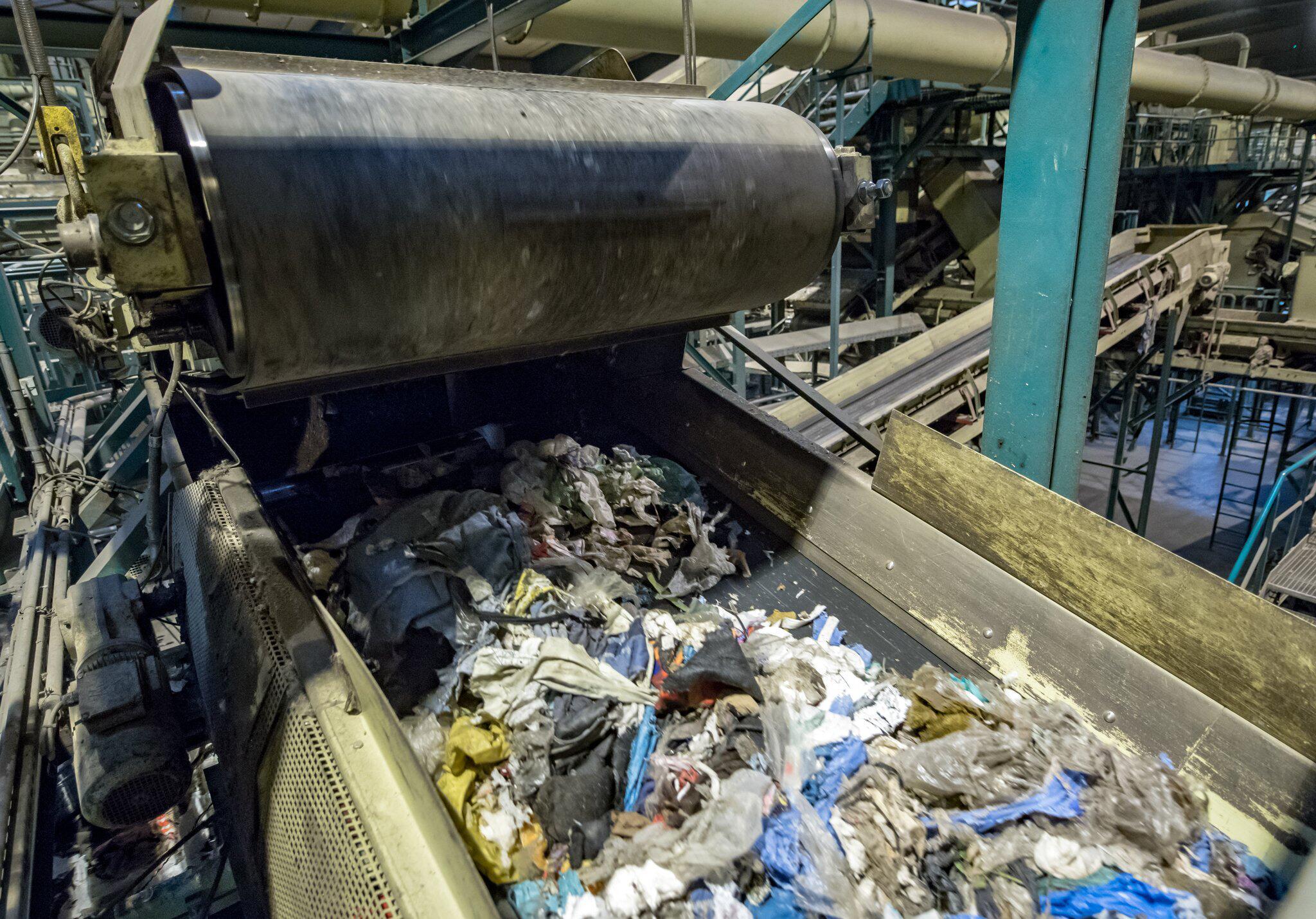 Bild zu Brennstoffe aus Abfallbehandlungsanlage