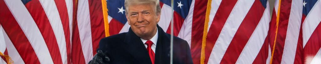 Donald Trump war der 45. Präsident der USA.