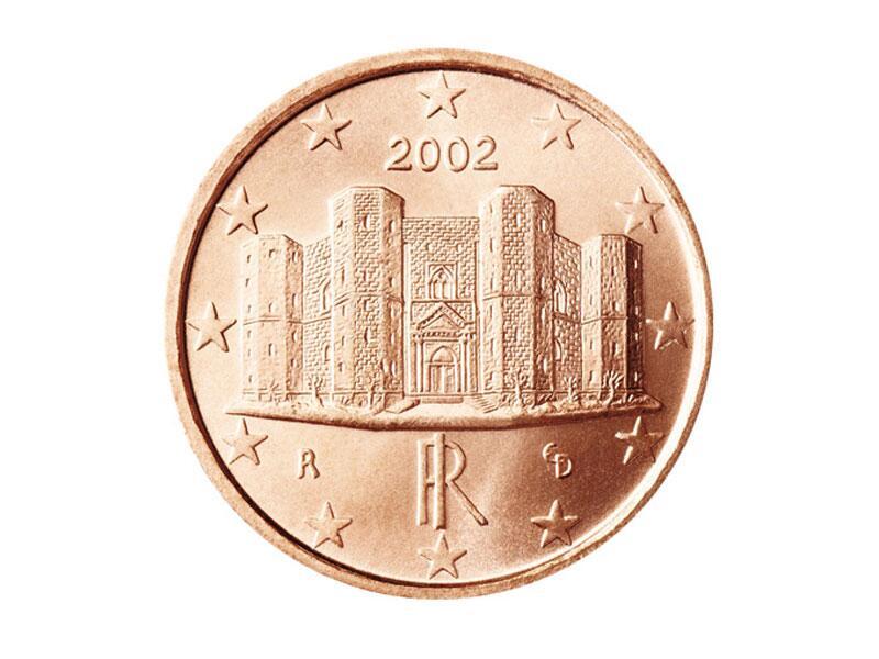 Bild zu 1-Cent-Münze aus Italien