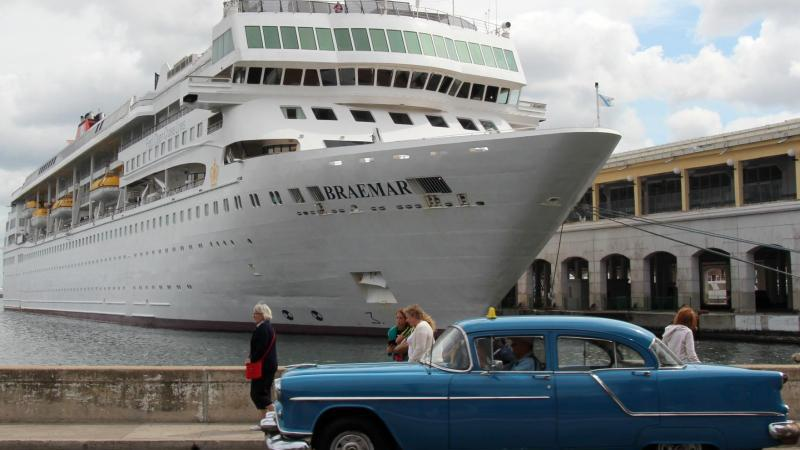Hafen in Havanna