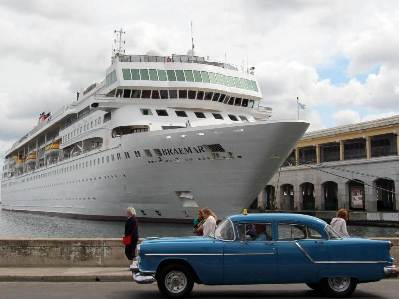 Bild zu Hafen in Havanna