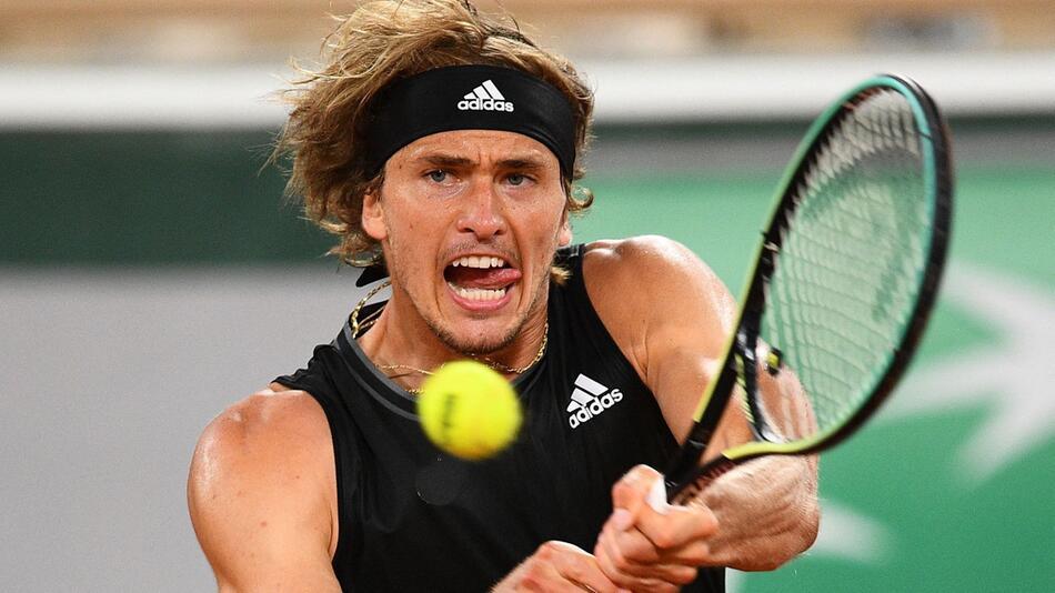 French Open, Alexander Zverev