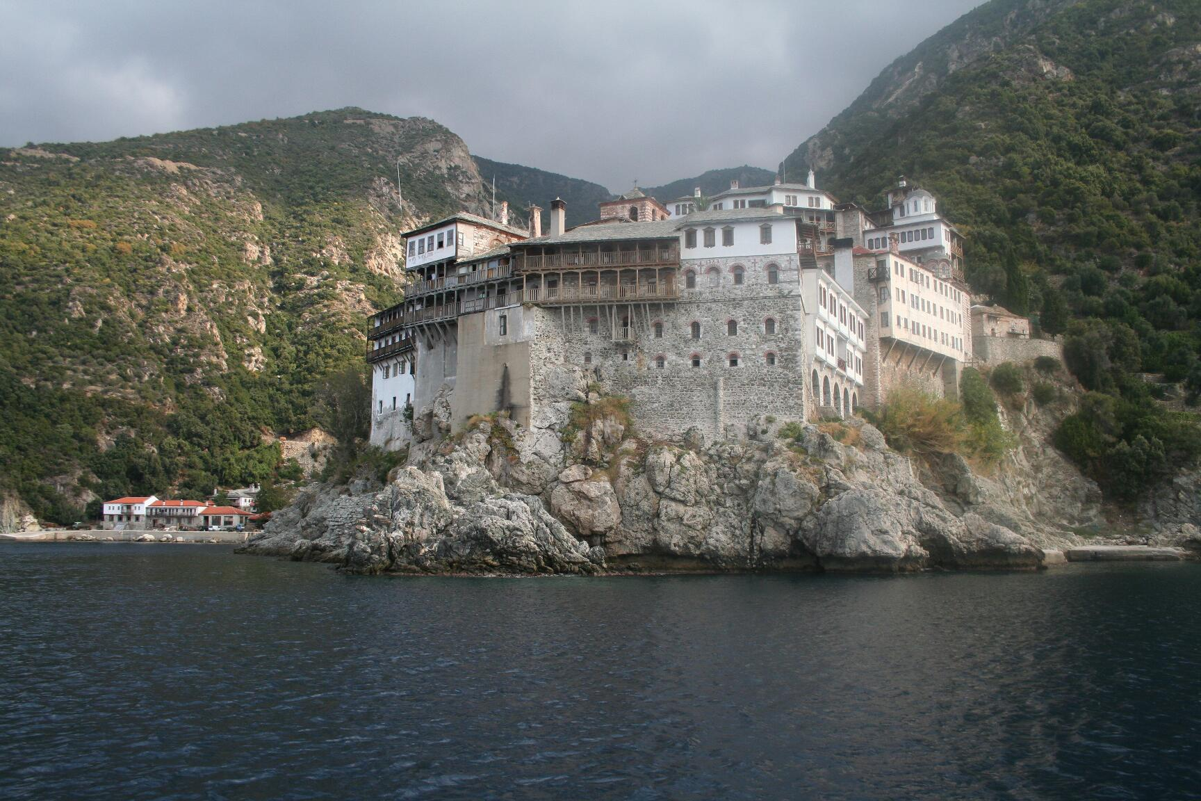 Bild zu Mount Athos