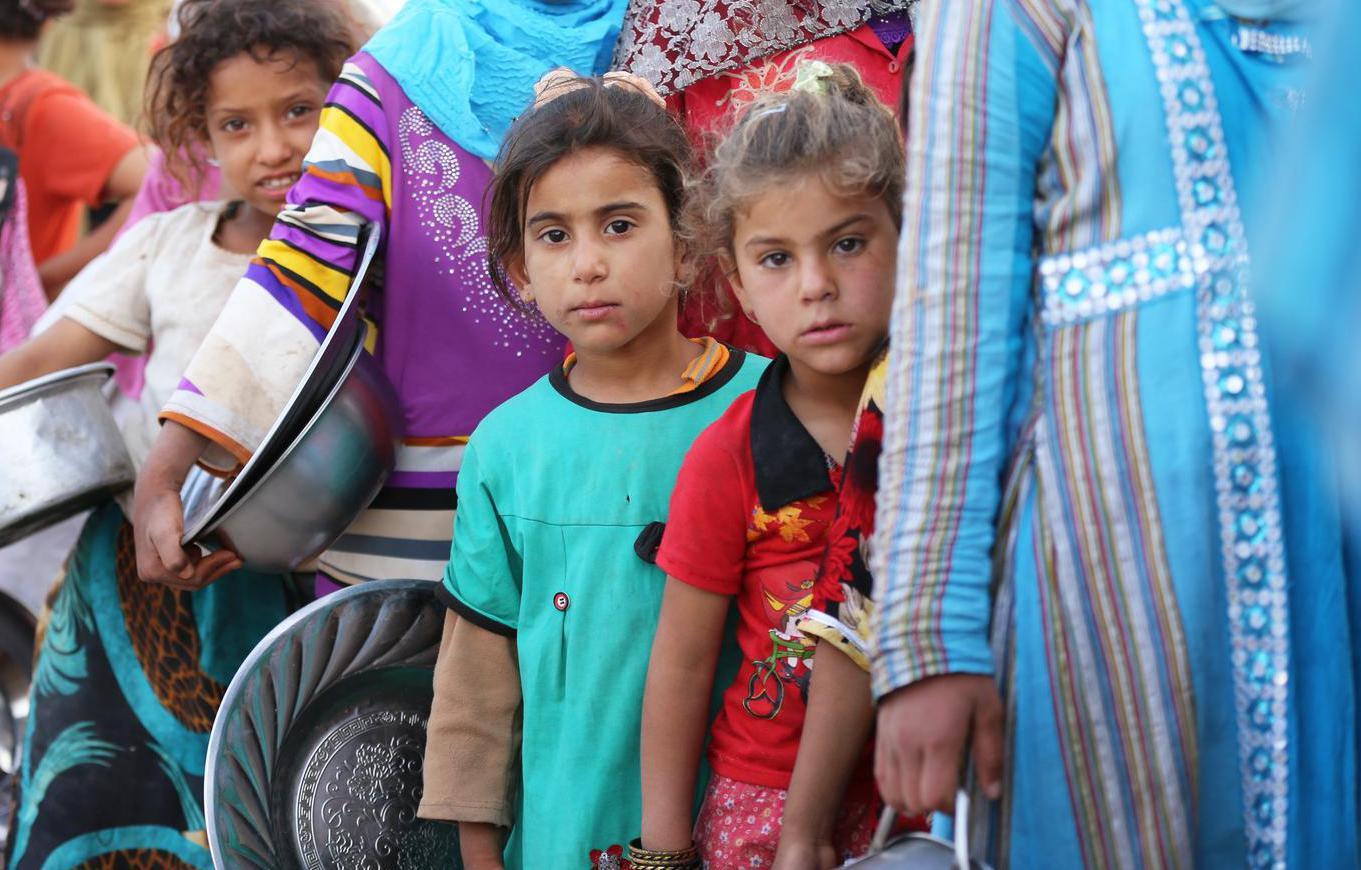 Bild zu UNICEF, Nothilfe, United Internet for UNICEF