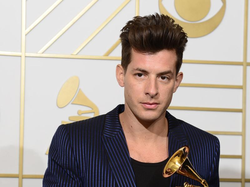 Bild zu Grammy Awards - Mark Ronson