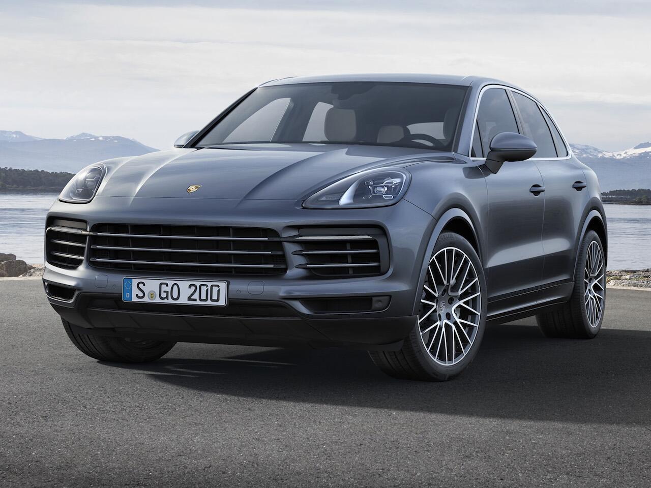 Bild zu Porsche Cayenne