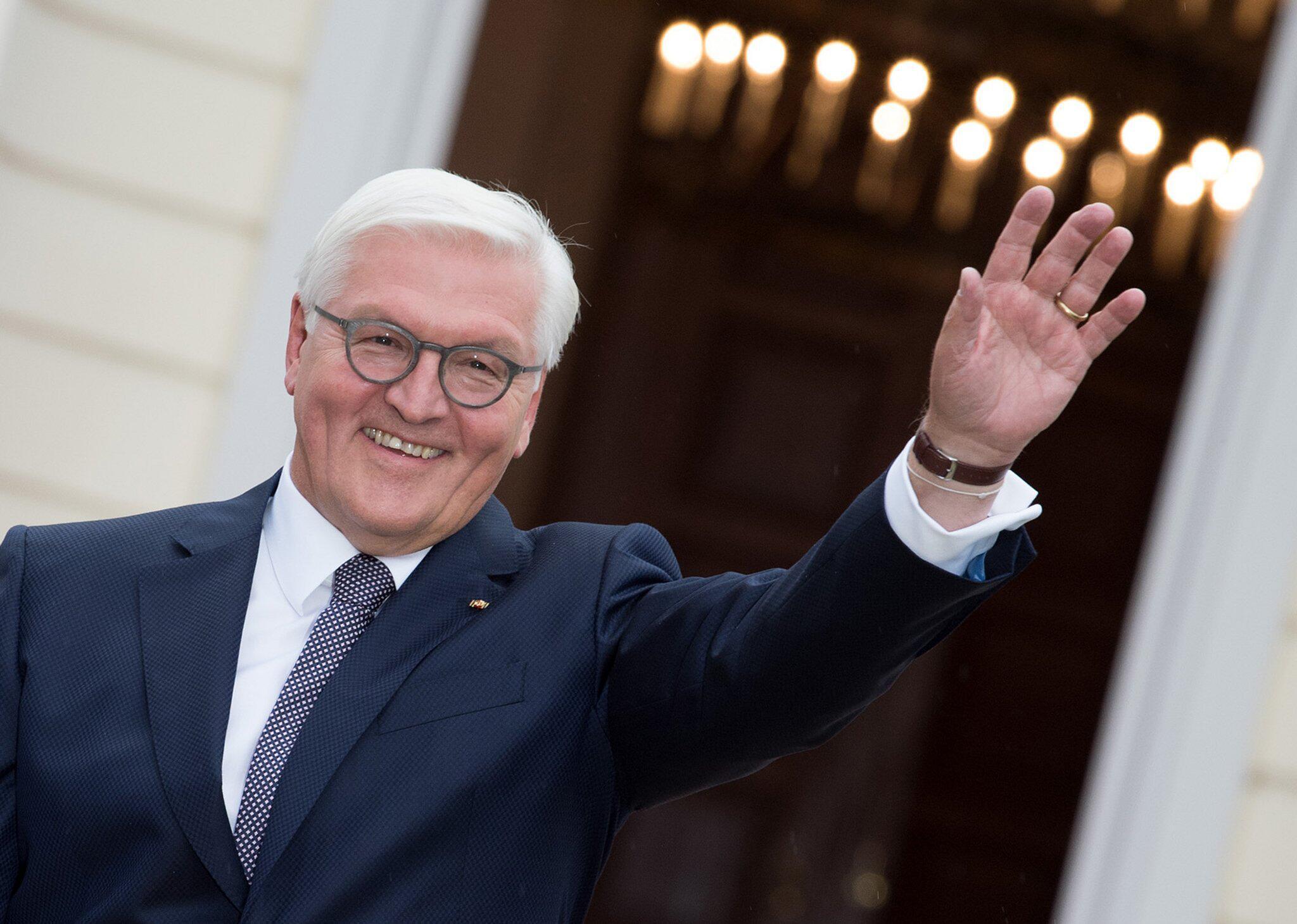 Bild zu Bundespräsident Frank-Walter Steinmeier